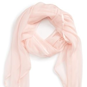 Nordstrom 100% Silk scarf